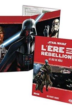 Livres Couvertures de Star Wars : L'Ère de la Rébellion. Le kit du Maître du Jeu