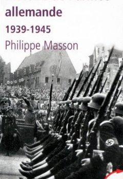 Livres Couvertures de Histoire de l'armée allemande
