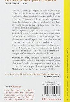 Livres Couvertures de Le Lièvre aux yeux d'ambre