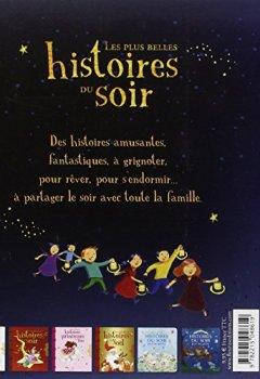 Livres Couvertures de Les plus belles histoires du soir