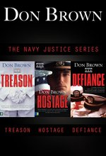 51qMW166dbL The Navy Justice Collection 3 in 1 by Don Brown $4.99