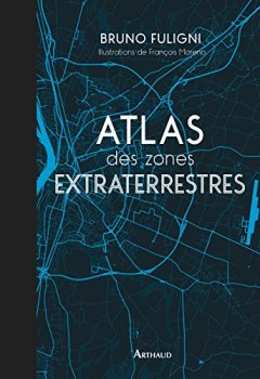 Livres Couvertures de Atlas des zones extraterrestres