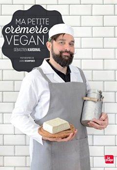 Livres Couvertures de Ma petite crèmerie vegan
