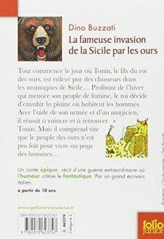 La fameuse invasion de la Sicile par les ours de Indie Author