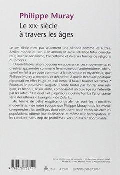 Livres Couvertures de Le XIXe siècle à travers les âges