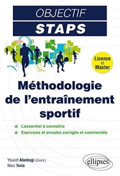 Livres Couvertures de Méthodologie de l'Entraînement Sportif