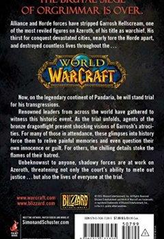 Livres Couvertures de World of Warcraft: War Crimes