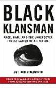 Black Klansman: NOW A MAJOR MOTION PICTURE