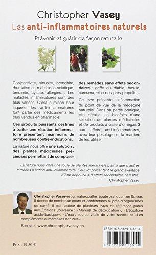 les anti inflammatoires naturels pdf