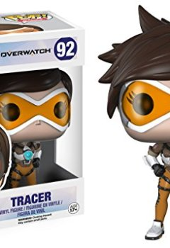 Livres Couvertures de Funko - POP Games - Overwatch - Tracer