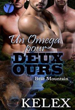 Livres Couvertures de Un Omega pour Deux Ours (Bear Mountain t. 3)