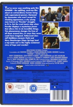 Livres Couvertures de Powder [DVD]