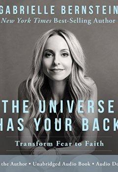 Livres Couvertures de The Universe Has Your Back: Transform Fear into Faith