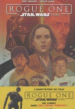 Livres Couvertures de Star Wars : Rogue One
