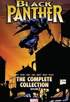 Livres Couvertures de Black Panther by Christopher Priest: The Complete Collection Vol. 1