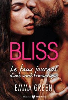 Livres Couvertures de Bliss - Le faux journal d'une vraie romantique (intégrale)