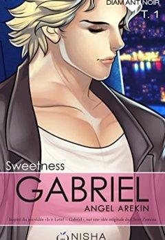 Livres Couvertures de Gabriel Sweetness - tome 1