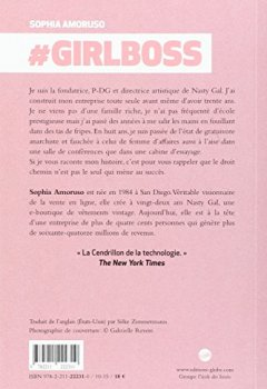 Livres Couvertures de Girlboss