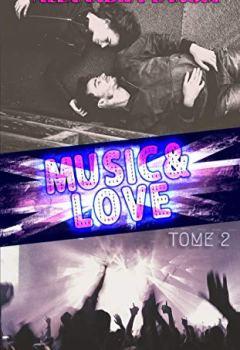Livres Couvertures de Music & Love (Tome 2)