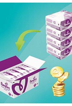 Livres Couvertures de Pampers - Active Fit - Couches Taille 4 (8-16 kg/Maxi) - Pack économique 1 mois de consommation (x168 couches)