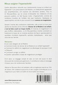 Livres Couvertures de Hyperactivité - La solution magnésium