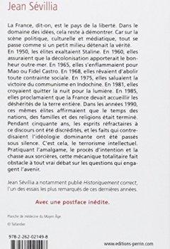 Livres Couvertures de Le terrorisme intellectuel