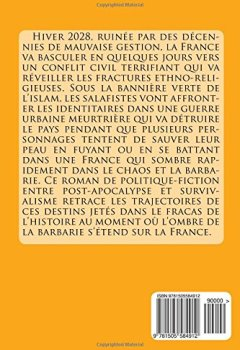 Livres Couvertures de Demain les barbares: Chroniques du Grand effondrement
