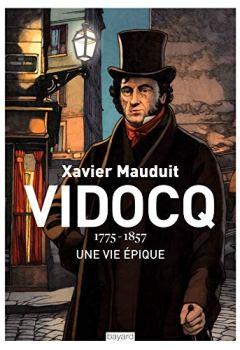 Livres Couvertures de Vidocq