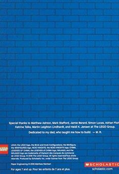 Livres Couvertures de LEGO Pop-Up