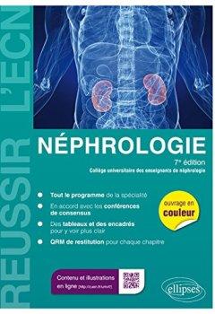 Livres Couvertures de Néphrologie iECN Tout le Programme