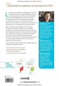 Livres Couvertures de Passez à l'ACT : Pratique de la thérapie d'acceptation et d'engagement