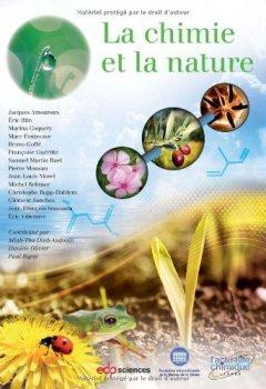 Livres Couvertures de La chimie et la nature