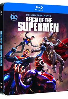 Livres Couvertures de Le Règne des Superman [Édition Limitée boîtier SteelBook]