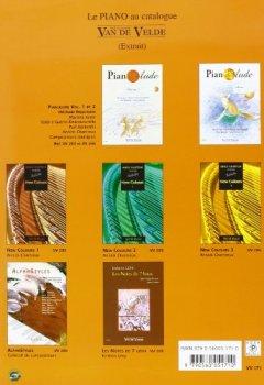 Livres Couvertures de La 3ème Année de Piano