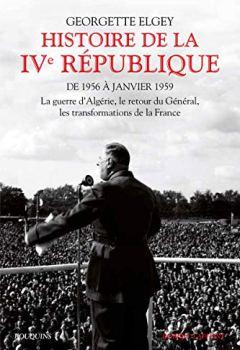 Livres Couvertures de Histoire de la IVe République - Tome 2 (02)