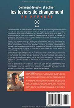 Livres Couvertures de HYPNOSE Leviers de Changement: Comment les détecter et les activer