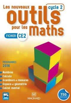 Livres Couvertures de Les nouveaux outils pour les maths CE2 : Fichier