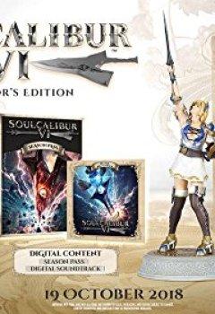 Livres Couvertures de SoulCalibur VI Collector