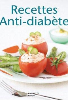 Livres Couvertures de Recettes anti-diabète