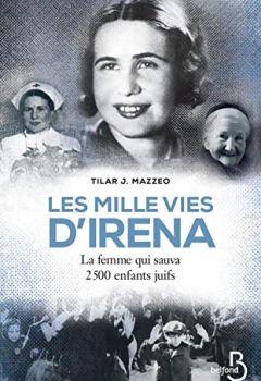 Livres Couvertures de Les Mille Vies d'Irena