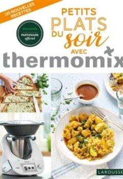 Livres Couvertures de Petits plats du soir avec thermomix