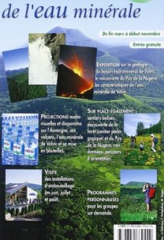 Livres Couvertures de Volcans d'Auvergne : Balades et randonnées