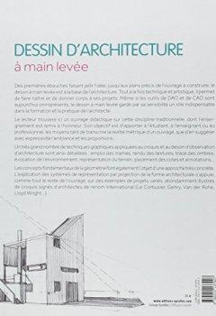 Livres Couvertures de Dessin d'architecture : A main levée