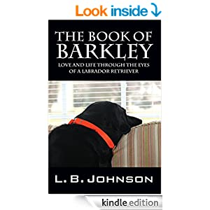 The book of Barkley book cover