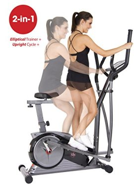 Body-Champ-2-in-1-Cardio-Dual-Trainer-Dark-GrayBlack