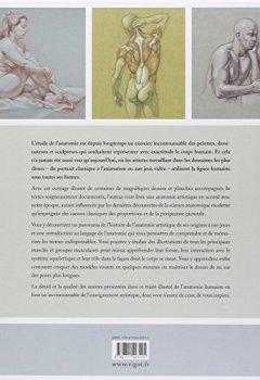 Livres Couvertures de Le dessin d'anatomie classique : proportions, mouvement et morphologie dans la représentation artistique du corps humain