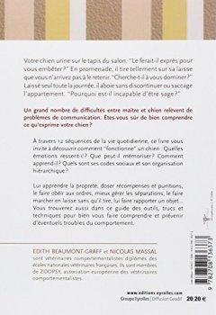 Livres Couvertures de Guide pratique du comportement du chien : Votre chien vous parle !