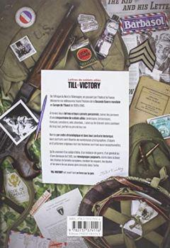 Livres Couvertures de Till Victory : Lettres de soldats alliés