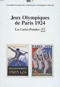 Livres Couvertures de Jeux Olympiques de Paris 1924 : Les cartes postales