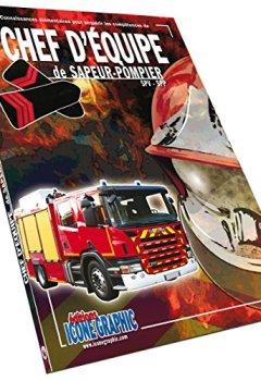 Livres Couvertures de Livre Chef d'équipe de sapeur-pompier SPV-SPP